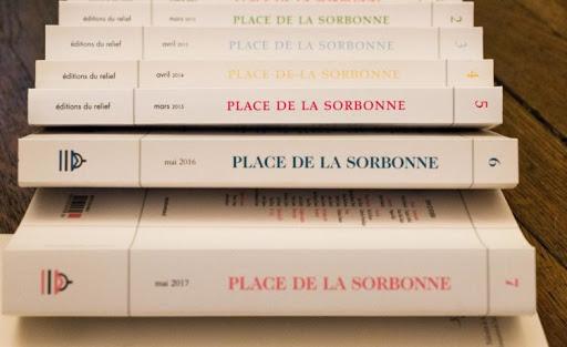 Place de la Sorbonne, revue internationale de poésie de Sorbonne Université, 10