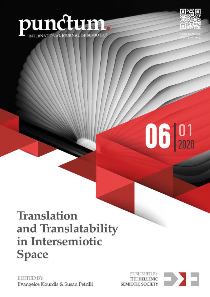 Punctum-International Journal of Semiotics, vol. 6-1, 2020 :