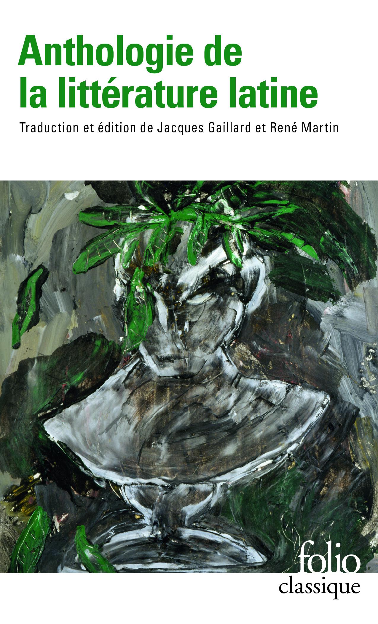 Anthologie de la littérature latine (rééd.)