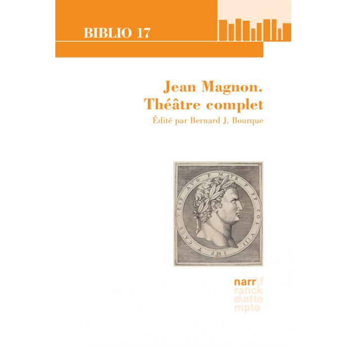 Jean Magnon, Théâtre complet