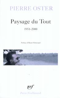 Décès de Pierre Oster