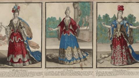 Les dessus du théâtre aspects techniques et esthétiques (ThéPARis. Les Théâtres Parisiens sous l'Ancien Régime, en ligne)