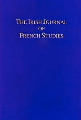 Irish Journal of French Studies, n° 20 (2020):