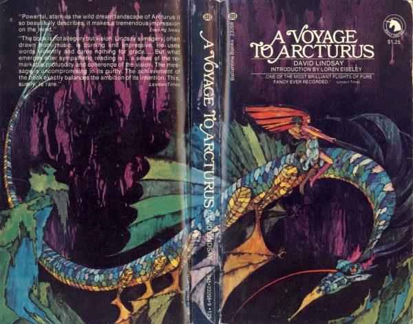 Centenaire de la publication de A Voyage to Arcturus de D. Lindsay (Glasgow, en ligne)