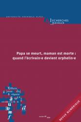 Recherches et travaux, n° 97 :