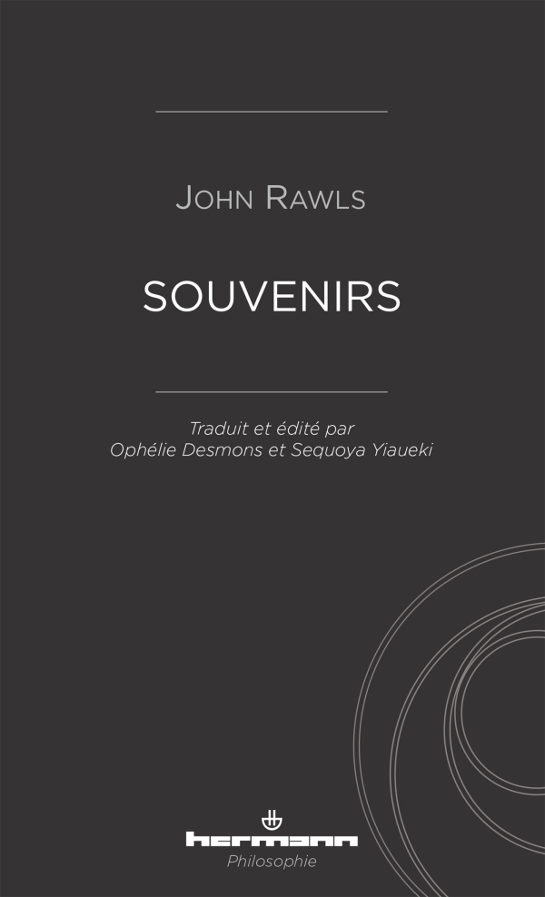 J. Rawls, Souvenirs