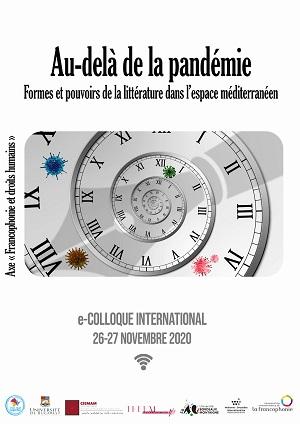 Au-delà de la pandémie. Formes et pouvoirs de la littérature dans l'espace méditerranéen (en ligne)
