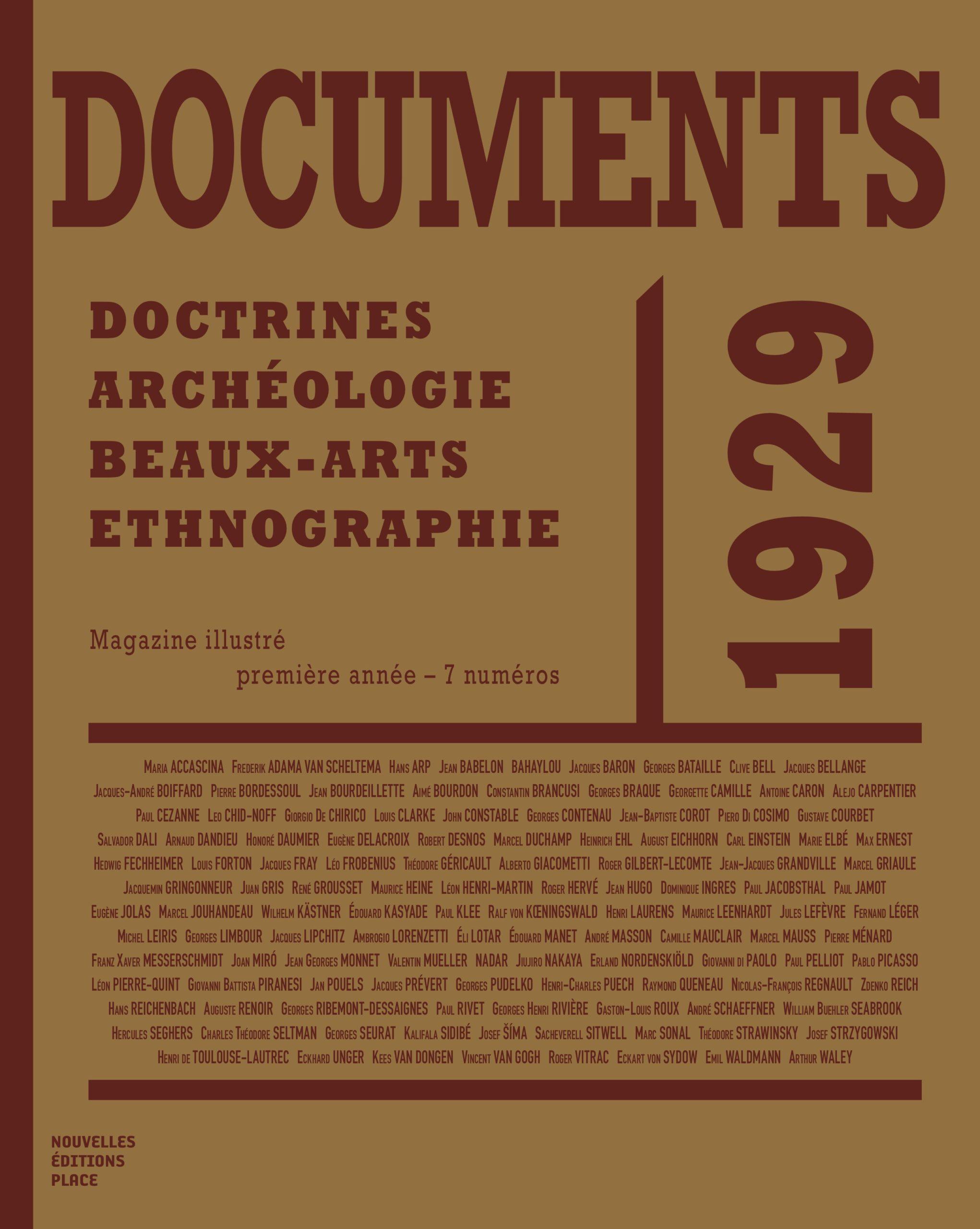 Documents (1929-1931)