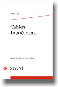 Cahiers Lautréamont, 2020, n° 2, varia