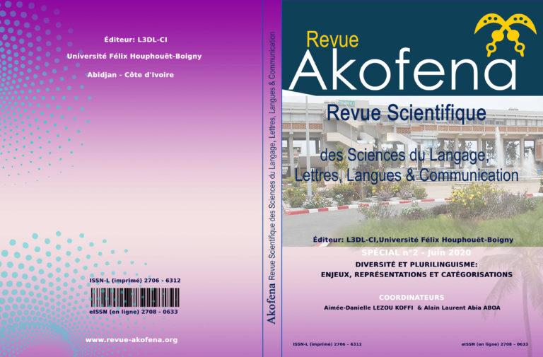 Akofena, n° 5 :