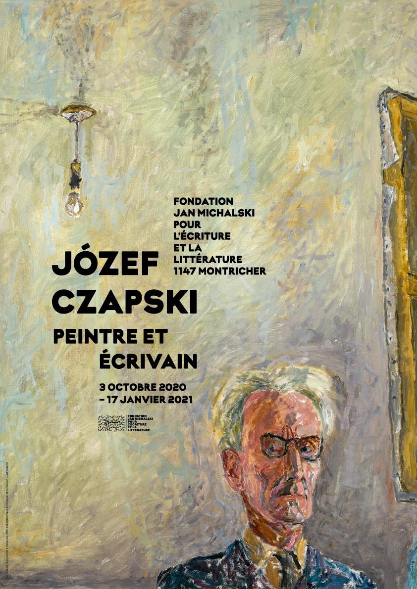 Exposition Józef Czapski | Peintre et écrivain Fondation Jan Michalski, Montricher, Suisse VD)