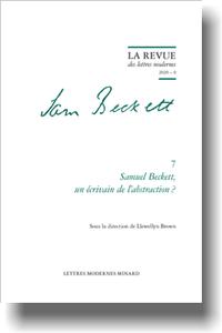 Samuel Beckett, un écrivain de l'abstraction ?