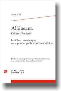 Albineana, Cahiers d'Aubigné, n° 32: