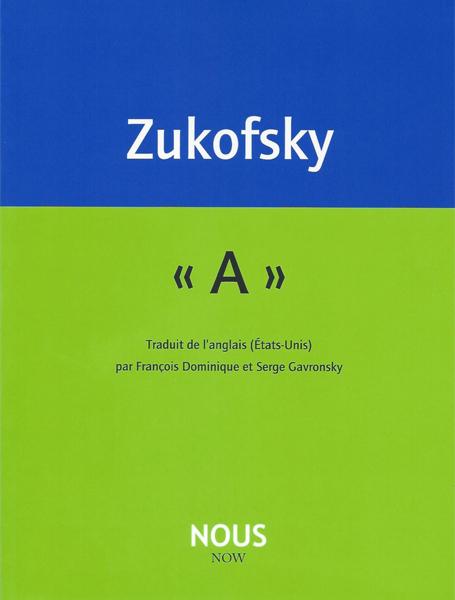 L. Zukofski,