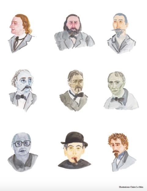 Littérature et caricature