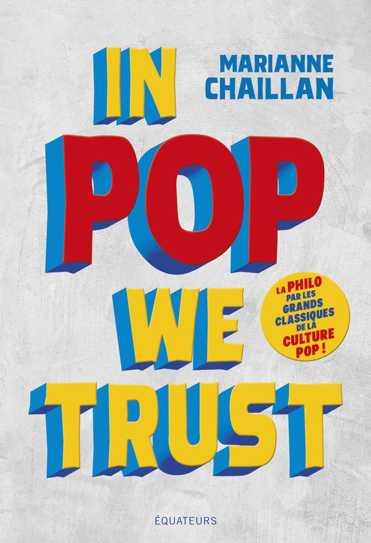 M. Chaillan, In pop we trust