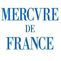Table générale du <em>Mercure de France 1890-1955</em>
