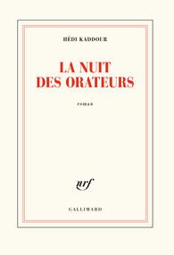 H. Kaddour, La Nuit des orateurs