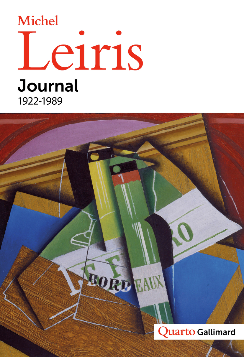 M. Leiris, Journal (1922-1989)