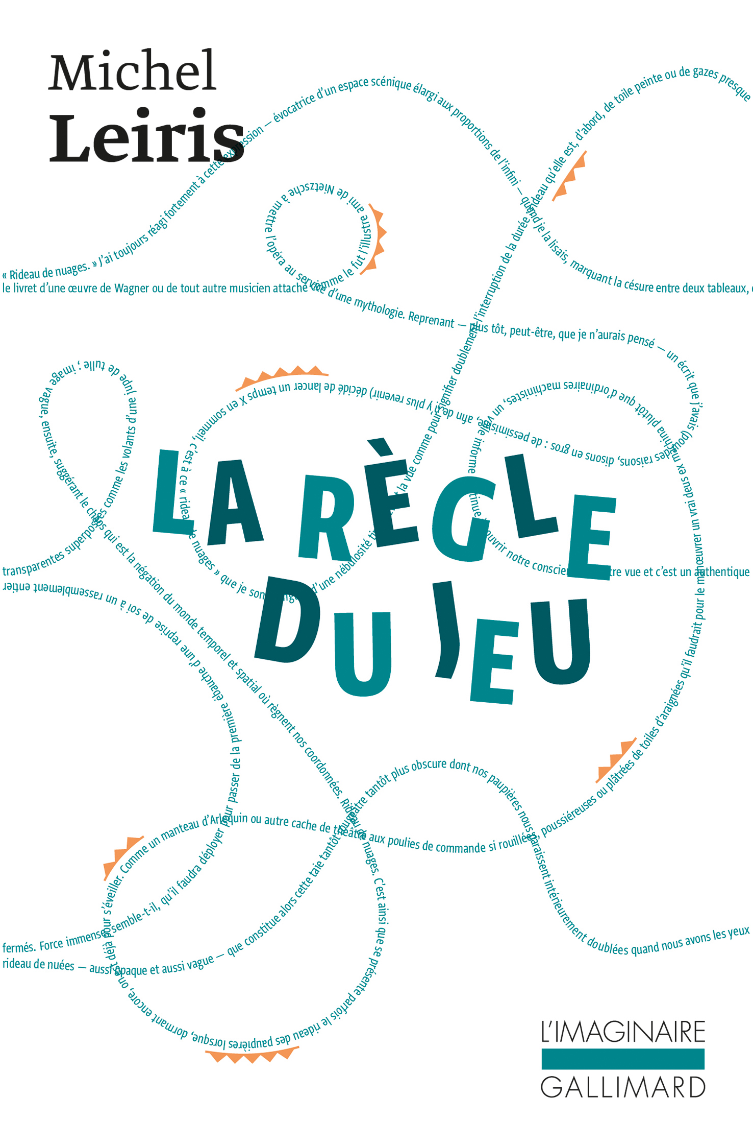 M. Leiris,La Règle du jeu(4 vol. sous coffret)