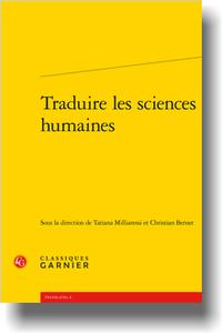 T. Milliaressi, Ch. Berner (dir.), Traduire les sciences humaines